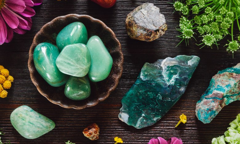 crystal meanings and uses