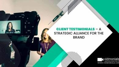 Client Testimonials – A Strategic Alliance for The Brand