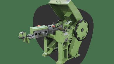 Photo of Nail Making Machine and Process