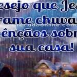 Jesus abençoe sua casa!
