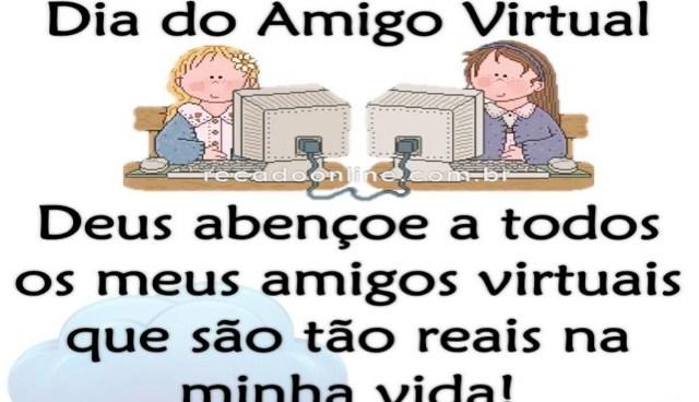 Dia do Amigo Virtual