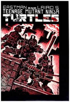 Image result for tmnt 1 comic