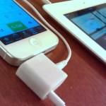 RECAP C with iPhone and iPad Close up view