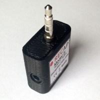 RECAP S2 audio adapter for phone recording