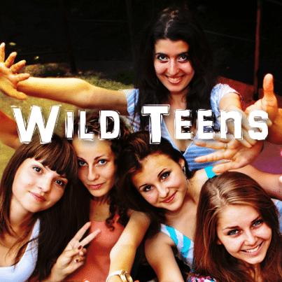 Risultato immagine per wild teenager