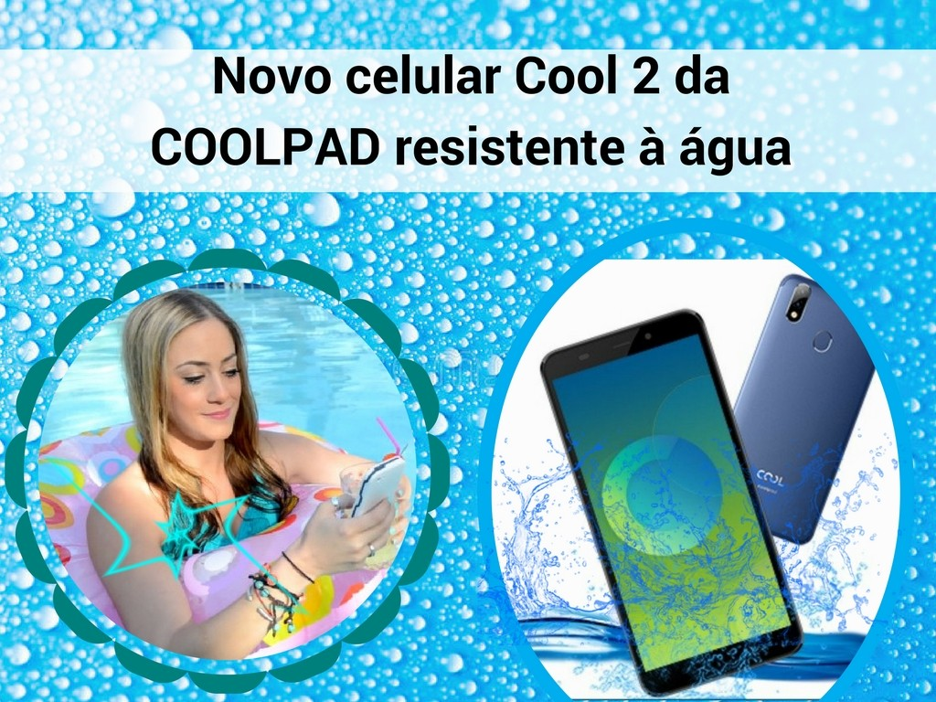 Celular Cool 2 da COOLPAD