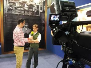 Entrevista y coberturas informativas