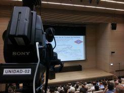 Producción Audiovisual y coberturas informativas