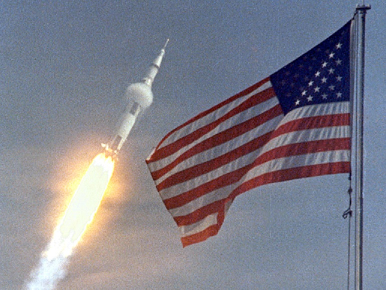 Cinquant'anni fa, ora: la partenza dell'Apollo 11. Guarda il replay