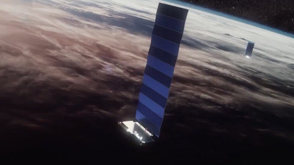 Rischiata collisione tra un satellite Starlink di SpaceX ed il satellite Eolo dell'ESA