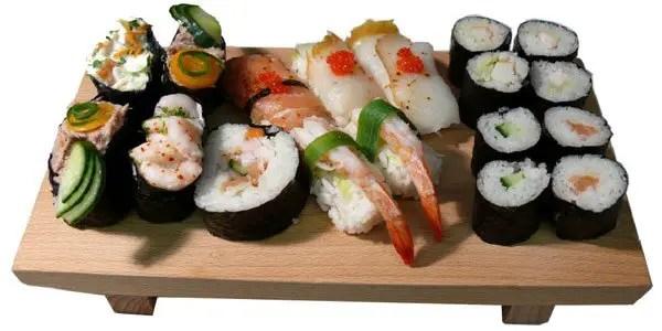 Aprenda comida japonesa