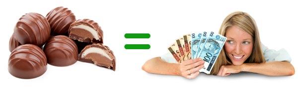 Dá pra ganhar muito dinheiro com trufas!