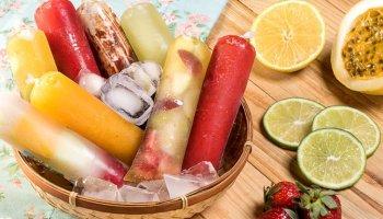 Receitas de geladinhos gourmet para vender