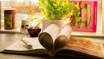 Apostilas e livros de receitas em pdf