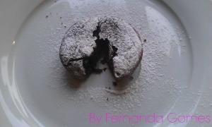 Muffin recheado de nutella17