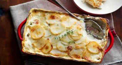 Receita de Batatas Gouranga - Receita de Batatas Gouranga