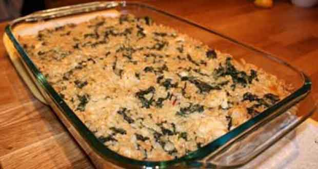 Receita de Arroz de forno com Berinjela - Penne Adria Grano Duro com Brócolis, Tomatinhos, Queijo Minas e Manjericão