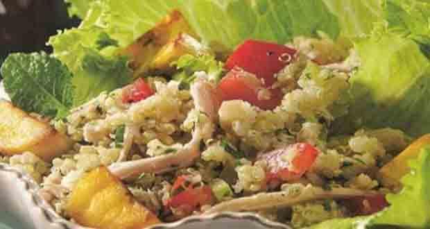 Receita de Tabule de quinoa com frango - Como fazer Nuggets de Frango