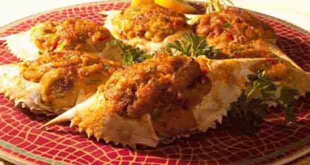 Receita de Casquinha de siri - Deliciosas Balas de Coco Baiana