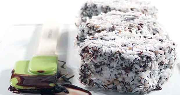 Receita de Deliciosos cubos de chocolate - Receita de Cookies and Cream