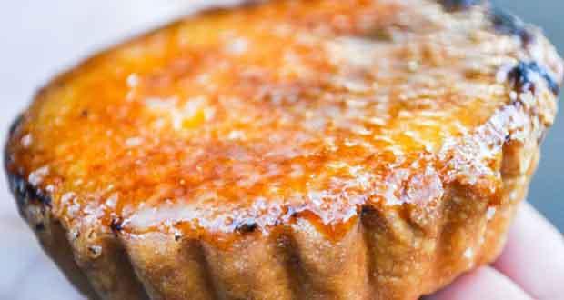 Receita de Tarteletes de Nata Cremosa - Torradas com Creme de Espinafre e Bacon