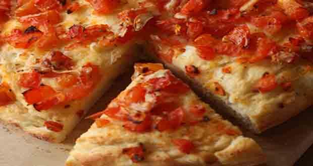 Foccacia Italiana Com Tomates - Batata Gratinada com Parmesão