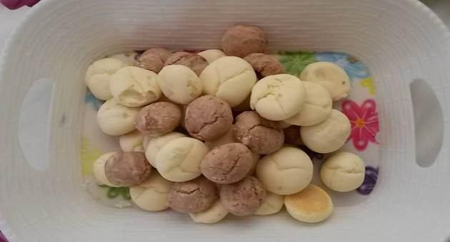 Biscoito de Maisena Com Leite Condensado - Receita de Bolo de Brigadeiro Com Recheio