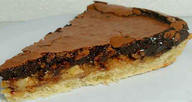 Torta de Avelã Torrada Com chocolate e Doce de Leite - Bolo de Iogurte com Nutella