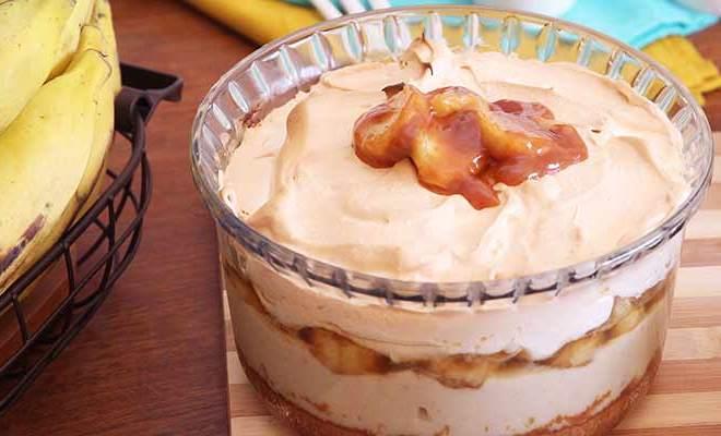 Como fazer Torta de Banana - Como fazer Torta Búlgara