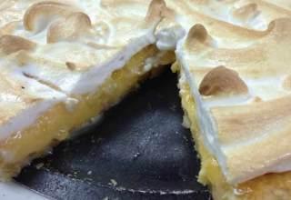 Torta Merengada de Abacaxi