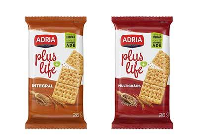 Adria Plus Life A Nova Linha de Biscoitos Integrais 5 - Adria Plus Life: A Nova Linha de Biscoitos Integrais