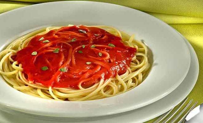 Como Fazer Espaguete ao Molho Falsê