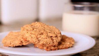 Receita Especial de Cookie de Amendoim