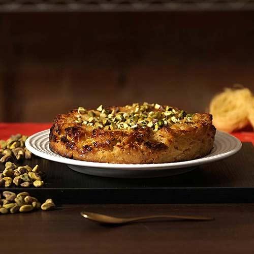 Como fazer Um Delicioso Kanafeh