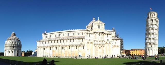 Pisa - Panoramica