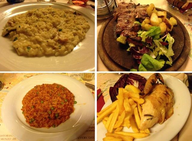 Jantar - Florença