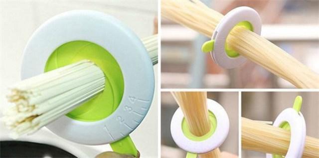 Gadgets de cozinha - dosador-de-macarrao