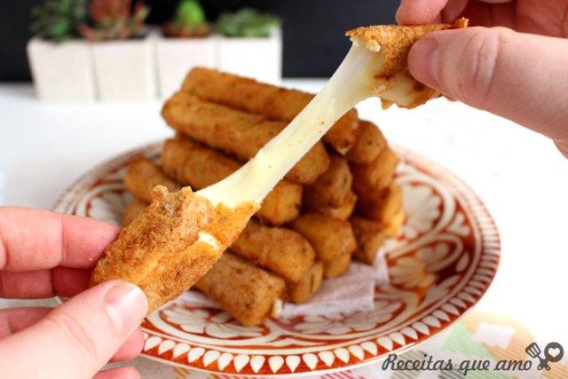 palitos de queijo