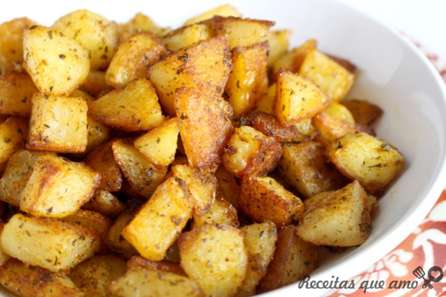 Batatas bravas