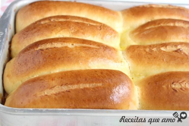 Pão de requeijão super fofinho