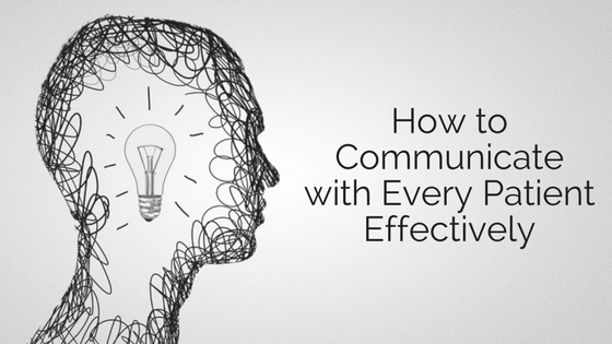 How to Communicate with Every Patient Effectively | RMP Insights
