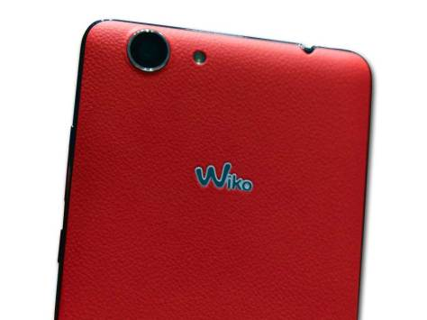 Wiko Pulp Fab 4G - in mano
