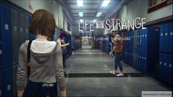Life is Strange: Episode 1 - «Chrysalis» - Рецензент