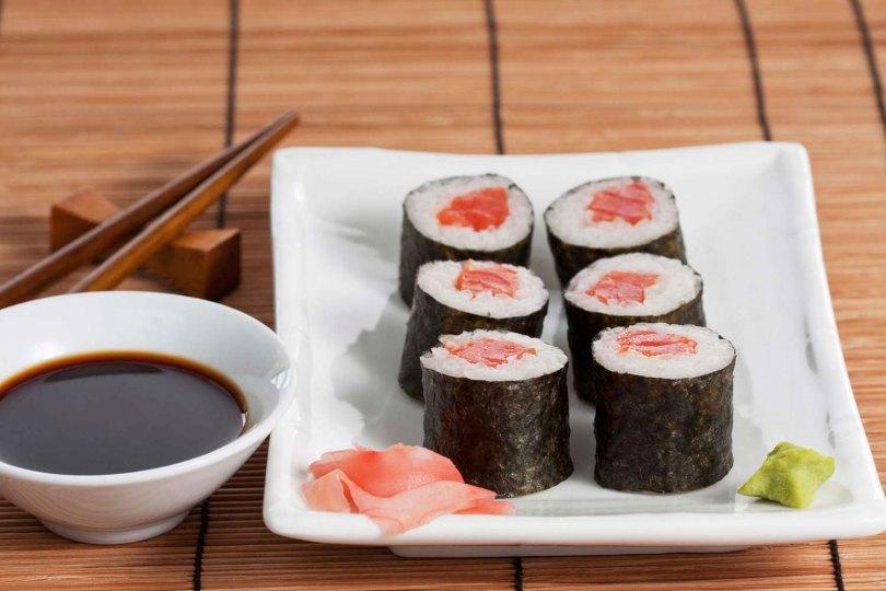 sushirolletjes-met-tonijn