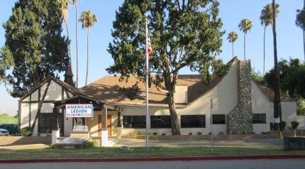 American Legion Post 79 In Riverside California