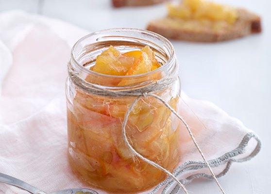 Apelsinmarmelad med Earl Grey