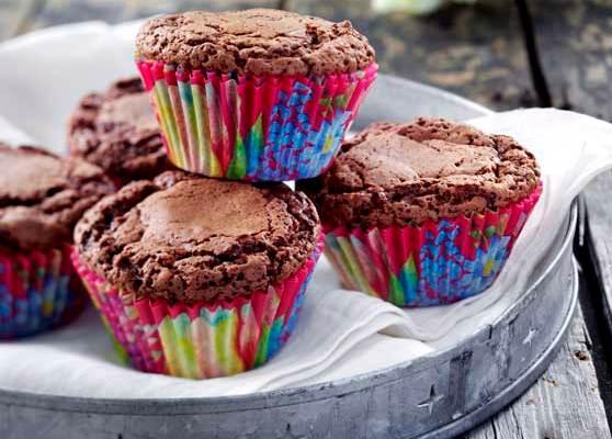 Brownies i form