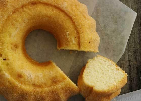 Glutenfri sockerkaka