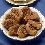 Nötrulltårta med fibrex