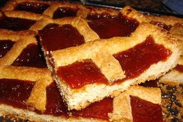 Pasta Frola de Membrillo